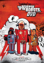 Revenge Of The Robots [DVD/CD Combo]