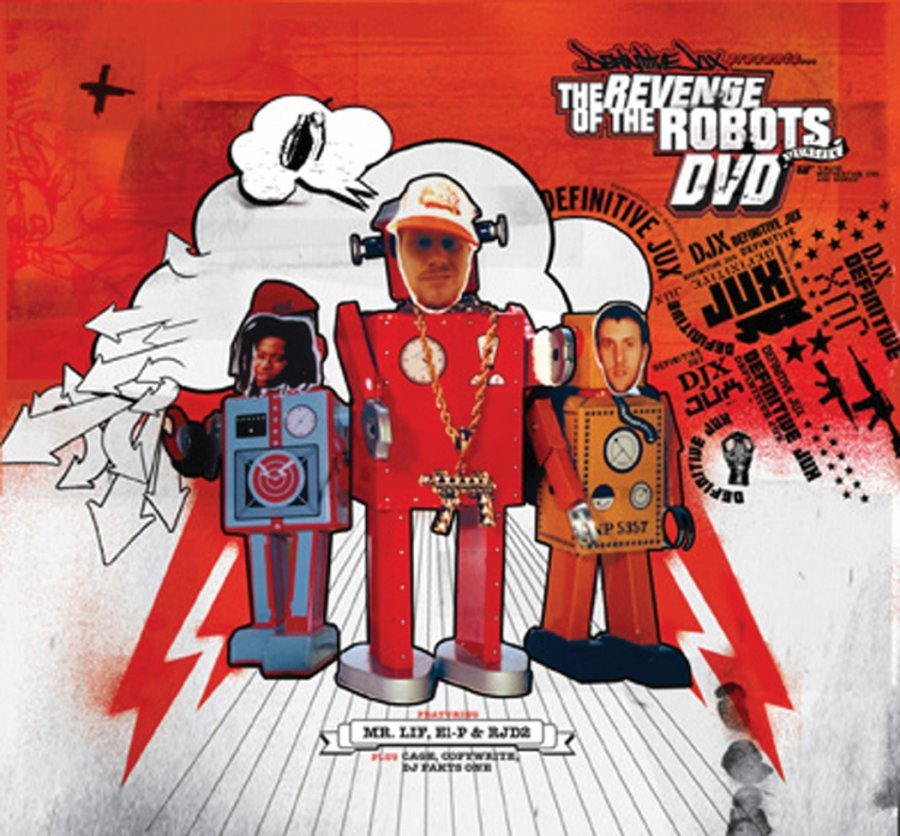 Revenge Of The Robots [DVD/CD Combo-Jewel]