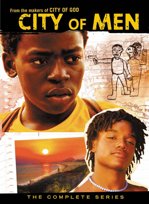 City of Men From the Makers of City of God