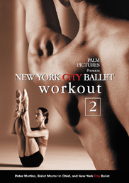 New York City Ballet Workout Vol. 2 [VHS]