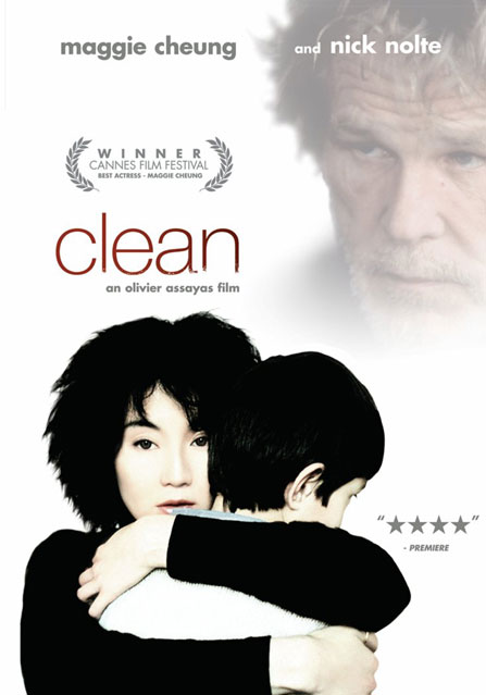Clean, a Film by Olivier Assayas -  Starring Maggie Cheung & Nick Nolte